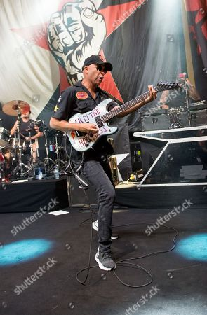 Prophets Of Rage - Tom Morello of Rage Against The Machine