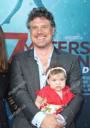 Johannes Roberts and family