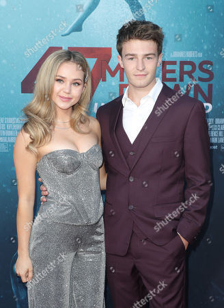 Brec Bassinger and Dylan Summerall