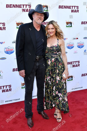 Editorial image of 'Bennett's War' film premiere, Arrivals, Warner Bros. Studios, Los Angeles, USA - 13 Aug 2019
