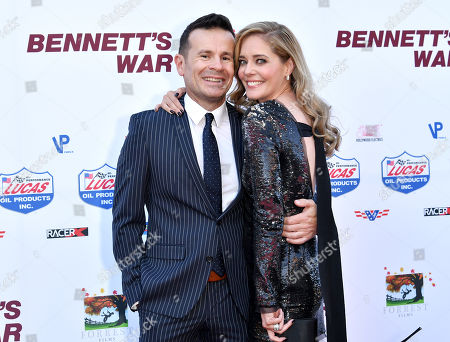 Editorial image of 'Bennett's War' film premiere, Arrivals, Warner Bros. Studios, Los Angeles, USA - 13 Aug 2019