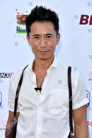 Editorial photo of 'Bennett's War' film premiere, Arrivals, Warner Bros. Studios, Los Angeles, USA - 13 Aug 2019