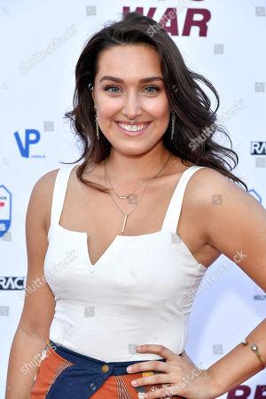 Stock Photo of Kaleina Cordova