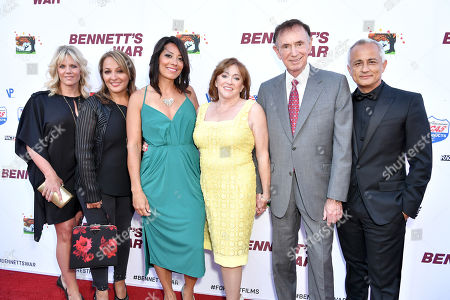 Charlotte Lucas, Forrest Lucas, Ali Afshar and guests