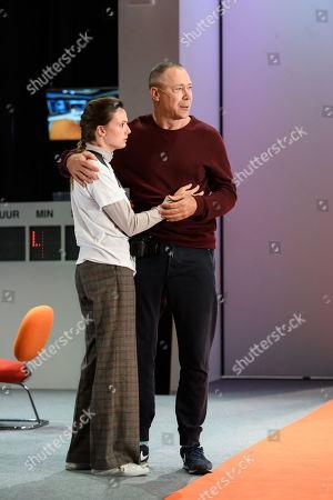 Editorial image of 'Oedipus' play, Internationaal Theater Amsterdam, King's Theatre, Edinburgh, Scotland, UK - 13 Aug 2019