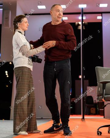 Editorial picture of 'Oedipus' play, Internationaal Theater Amsterdam, King's Theatre, Edinburgh, Scotland, UK - 13 Aug 2019