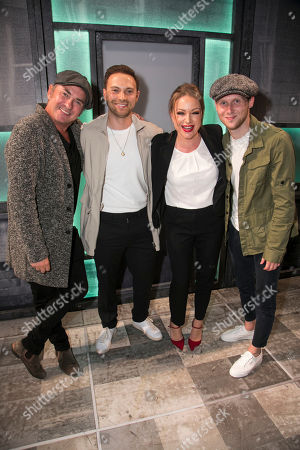 Editorial image of 'Everybody's Talking About Jamie' musical, Cast Change, London, UK - 13 Aug 2019
