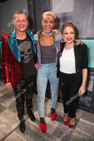 Editorial picture of 'Everybody's Talking About Jamie' musical, Cast Change, London, UK - 13 Aug 2019