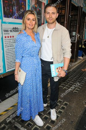 Editorial picture of 'Everybody's Talking About Jamie' play gala, Apollo Theatre, London, UK - 13 Aug 2019
