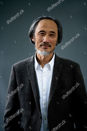 Chinese-born British writer Ma Jian