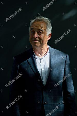 Stock Image of English screenwriter and novelist Frank Cottrell Boyce