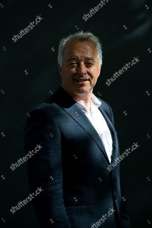 Stock Picture of English screenwriter and novelist Frank Cottrell Boyce