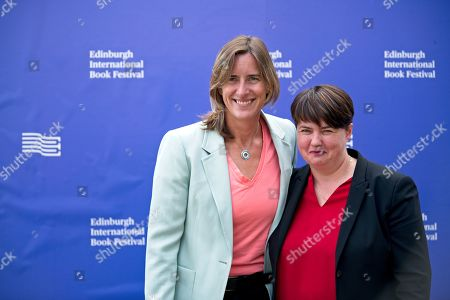 Stock Photo of Katherine Grainger and Ruth Davidson