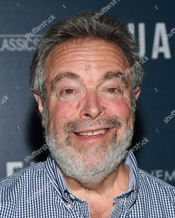 """Stock Photo of Restaurateur Drew Nieporent attends a special screening of """"Aquarela"""", hosted by Sony Pictures Classics and The Cinema Society, at Regal Essex Crossing, in New York"""