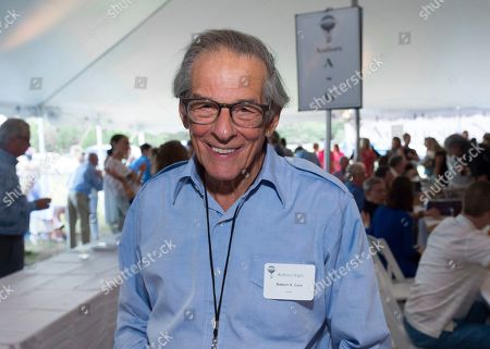 Robert Caro attends East Hampton Library's 15th annual Authors Night fundraiser, in Amagansett, NY