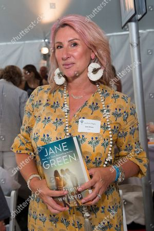 Editorial image of East Hampton Library's 15th Annual Authors Night, Amagansett, USA - 10 Aug 2019