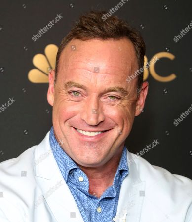 Matt Iseman attends the NBC and Universal Television Emmy Nominee Celebration at Tesse, in West Hollywood, Calif