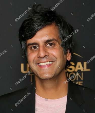 Siddhartha Khosla attends the NBC and Universal Television Emmy Nominee Celebration at Tesse, in West Hollywood, Calif