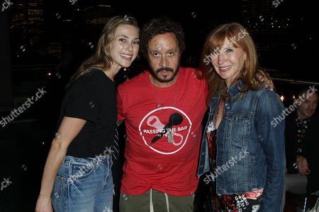 Nicole Miller, Pauly Shore, Syndey Curley