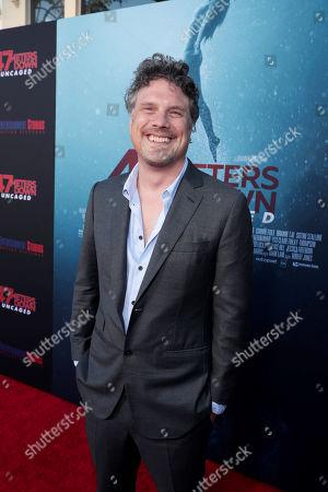 Johannes Roberts, Director/Writer,