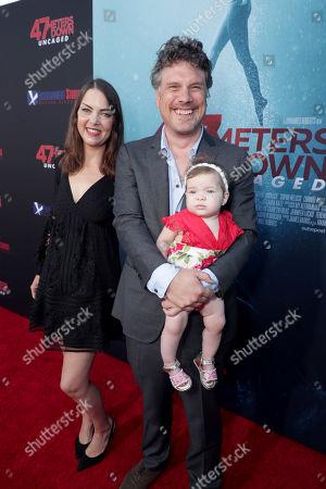 Johannes Roberts, Director/Writer, family