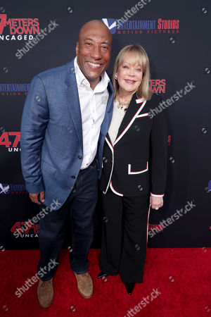 Byron Allen, Founder, Chairman, and Chief Executive Officer, Entertainment Studios, Candy Spelling