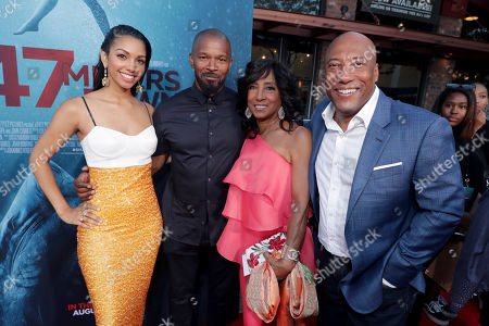 Editorial picture of Entertainment Studios Motion Pictures '47 Meters Down: Uncaged' film premiere at Regency Village Theatre, Los Angeles, USA - 13 Aug 2019
