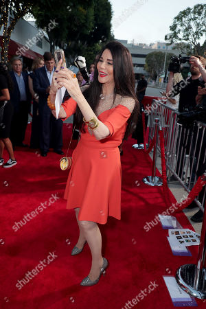 Editorial photo of Entertainment Studios Motion Pictures '47 Meters Down: Uncaged' film premiere at Regency Village Theatre, Los Angeles, USA - 13 Aug 2019