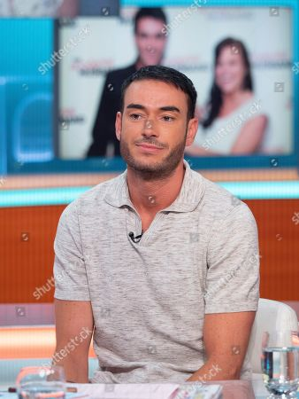 Editorial picture of 'Good Morning Britain' TV show, London, UK - 14 Aug 2019