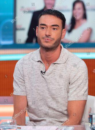 Editorial image of 'Good Morning Britain' TV show, London, UK - 14 Aug 2019