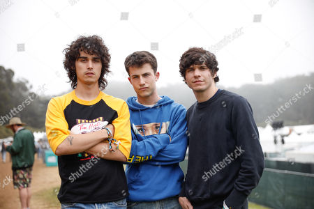 Wallows - Cole Preston, Braeden Lemasters, Dylan Minnette