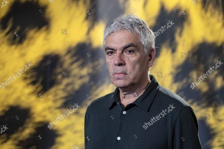 Pedro Costa poses during a photocall for 'Vitalina Varela' at the 72nd Locarno International Film Festival, in Locarno, Switzerland, 14 August 2019. The Festival del film Locarno runs from 07 to 17 August.
