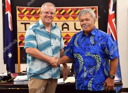 Editorial image of Pacific Islands Forum in Funafuti, Tuvalu - 14 Aug 2019