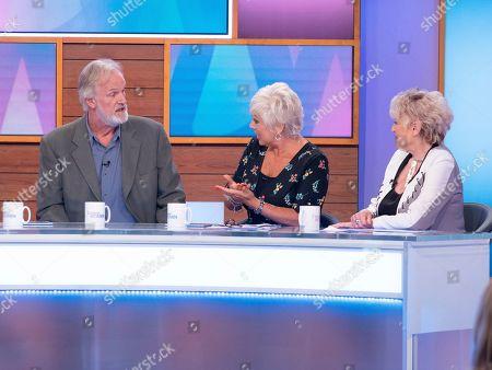Clive Mantle, Denise Welch, Gloria Hunniford