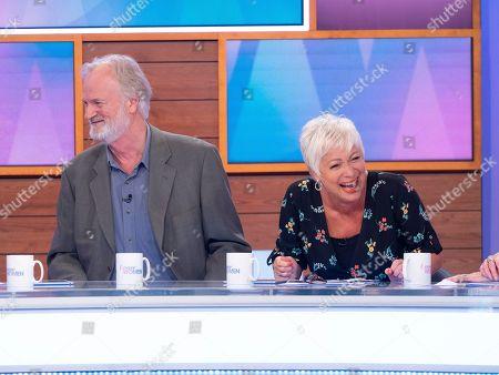 Editorial photo of 'Loose Women' TV show, London, UK - 14 Aug 2019