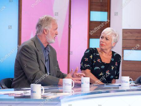 Editorial image of 'Loose Women' TV show, London, UK - 14 Aug 2019