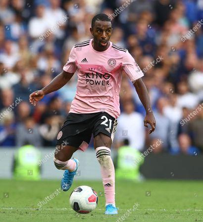Stock Image of Ricardo Pereira of Leicester City