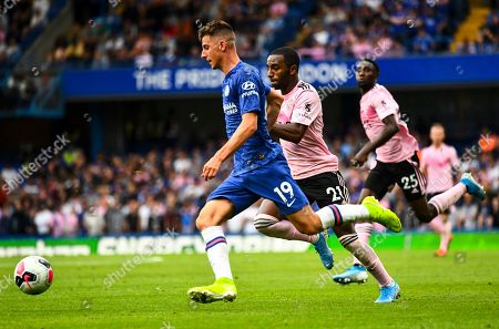 Editorial picture of Chelsea v Leicester City, Premier League, Football, Stamford Bridge, London, UK - 18 Aug 2019