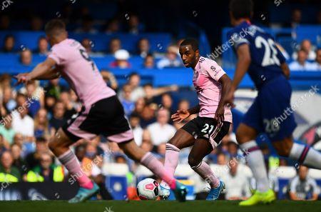 Editorial photo of Chelsea v Leicester City, Premier League, Football, Stamford Bridge, London, UK - 18 Aug 2019