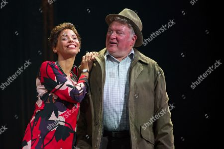 Stock Image of Sasha Frost and Lewis Howden