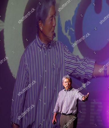Editorial picture of Guy Kawasaki participates in Go 3 Forum, Leon, Mexico - 14 Aug 2019