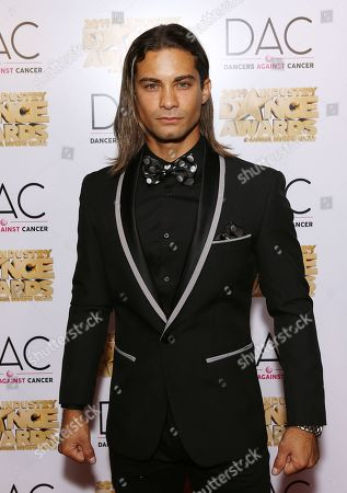 Editorial photo of Industry Dance Awards & Cancer Benefit Show, Inside, Avalon Hollywood & Bardot, Los Angeles, USA - 14 Aug 2019