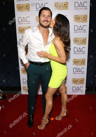 Valentin Chmerkovskiy and Jenna Johnson-Chmerkovskiy