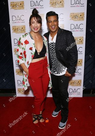 Editorial picture of Industry Dance Awards & Cancer Benefit Show, Inside, Avalon Hollywood & Bardot, Los Angeles, USA - 14 Aug 2019