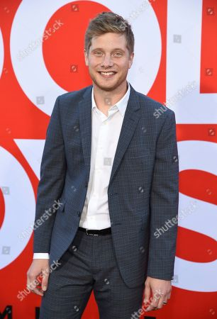 "Josh Caras arrives at the premiere of ""Good Boys"", at the Regency Village Theatre in Los Angeles"