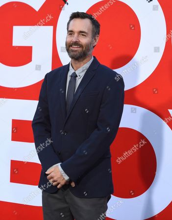 "Stock Photo of Will Forte arrives at the premiere of ""Good Boys"", at the Regency Village Theatre in Los Angeles"