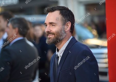 "Stock Picture of Will Forte arrives at the premiere of ""Good Boys"", at the Regency Village Theatre in Los Angeles"