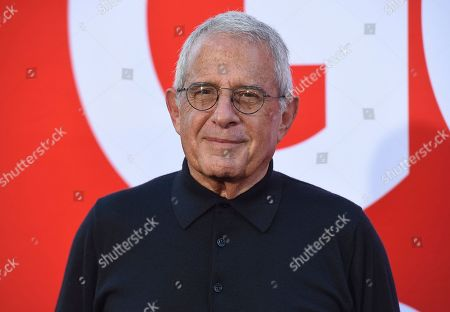 "Stock Photo of NBCUniversal Chairman Ron Meyer arrives at the premiere of ""Good Boys"", at the Regency Village Theatre in Los Angeles"