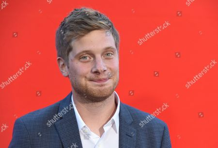 "Stock Photo of Josh Caras arrives at the premiere of ""Good Boys"", at the Regency Village Theatre in Los Angeles"