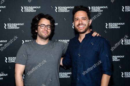 Michael Mitnick and Adam Gwon
